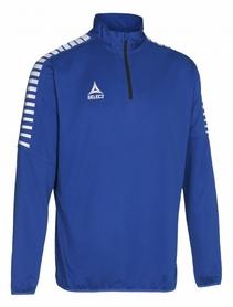 Кофта тренировочная Select Argentina training sweat 1/2 ZIP - синяя 622710 (020)