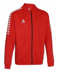 Кофта тренировочная Select Argentina Zip Jacket - красная 622730 (005)