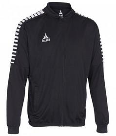 Кофта тренировочная Select Argentina Zip Jacket - черная 622730 (010)