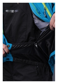 2day Куртка для сноубординга 2day Freeride 3in1 Jacket, голубая (10022L) - L