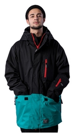 Куртка мужская 2day Park Rat, черная (10049)