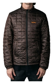 Куртка мужская 2day Pro Warm Jacket, коричневая (10056)