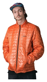 Куртка мужская 2day Pro Warm Jacket, оранжевая (10058)