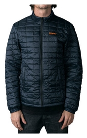 Куртка мужская 2day Pro Warm Jacket, синяя (10057)