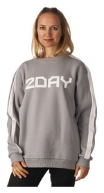 Свитшот 2day Baggy Sweatshirt, серый (10110)
