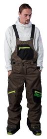Штаны для сноубординга 2day Freeride Pants, зеленые (10025)