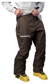 Штаны для сноубординга 2day Park Rat Pants, зеленые (10054)