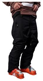 Штаны для сноубординга 2day Park Rat Pants, черные (10053)
