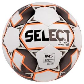 Мяч футзальный Select Futsal Master New 104343 (128), №5 (5703543186983)