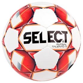 Мяч футзальный Select Futsal Talento11, 106143 (326) - бело-красный, №4 (5703543187133)