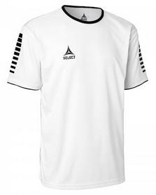 Футболка футбольная Select Italy Player Shirt S/S - белая 624100 (001)