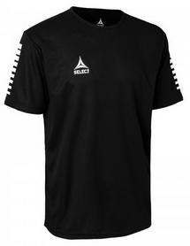 6bd3d357 Футболка футбольная Select Italy Player Shirt S/S - черная (624100 (010)