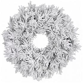 Венок декоративный Black Box Trees Dinsmore Frosted, 60 см (8718861289039)