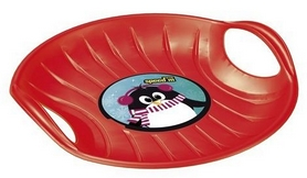 Ледянка-диск Prosperplast Speed-M, красные (5905197065212)