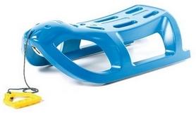 Санки зимние Prosperplast Sea Lion, синие (5905197190129)