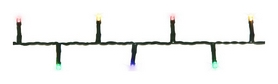 Гирлянда многоцветная Luca Lighting, 12,6 м (8718861332599)