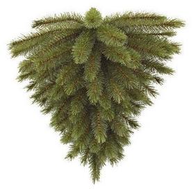"""Сосна искусственная """"перевернутая"""" Triumph Tree Edelman Forest Frosted, 0,6 м (8718861155426)"""