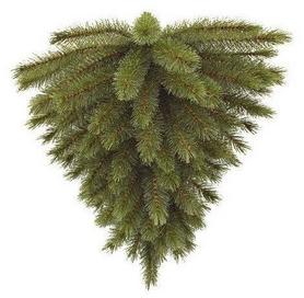 """Сосна искусственная """"перевернутая"""" Triumph Tree Edelman Forest Frosted, 0,9 м (8718861155433)"""