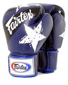 Перчатки боксерские Fairtex BGV1 Blue Nation (BGV1-b/n)