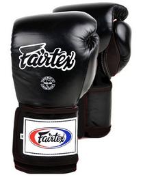 Перчатки боксерские Fairtex (BGV5-blk)