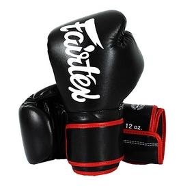 Перчатки боксерские Fairtex BGV14 - черные (BGV14-blk)