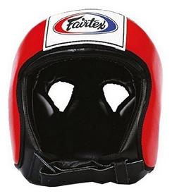 Шлем боксерский HG9, красный