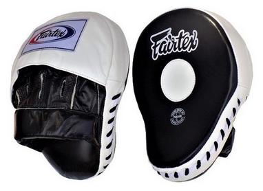 Лапы боксерские Fairtex FMV9