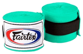 Бинты для рук Fairtex HW2 - мятный, 3 м (HW2-mnt-120)