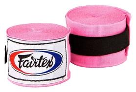 Бинты для рук Fairtex HW2 - рожевый, 3 м (HW2-pnk-120)