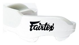 Капа Fairtex MG3, белый (MG3-wht)
