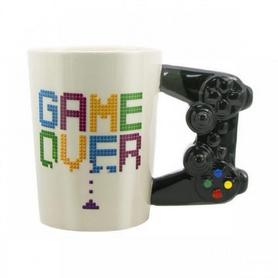 Чашка Game Over Джойстик (FO-123637)