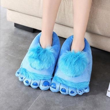 Тапочки домашние CDRep, синие (123692)
