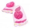 Тапочки домашние CDRep, розовые (123689)