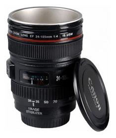 Кружка-термос фотообъектив CDRep FO-101778