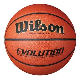 Мяч баскетбольный Wilson Evolution 275 bball SZ5 SS18 №5 (WTB0576XB)