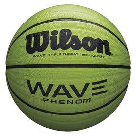 Мяч баскетбольный Wilson Wave Phenom 295 BSKT BL SZ7 SS18 №7 (WTB1888XB01)