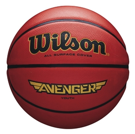 Мяч баскетбольный Wilson Avenger OR 275 BSKT SZ5 SS18 №5 (WTB5550XB05)