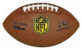 Мяч для американского футбола Wilson Mini NFL Game Ball Replica SS18 (WTF1631XB)