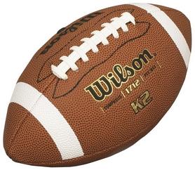 Мяч для американского футбола Wilson composite SS18 (WTF1712X)