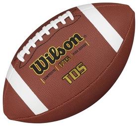 Мяч для американского футбола Wilson TDS Composite Official SS18 (WTF1715X)