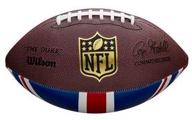 Мяч для американского футбола Wilson NFL Union Jack Off SZ SS18 (WTF1748XBLGUJ)