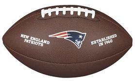 Мяч для американского футбола Wilson NFL Licensed Ball NE SS18 (WTF1748XBNE)