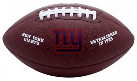 Мяч для американского футбола Wilson NFL Licensed Ball NG SS18 (WTF1748XBNG)