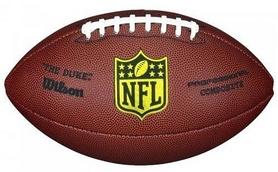 Мяч для американского футбола Wilson NFL Duke Replica SS18 (WTF1825XB)