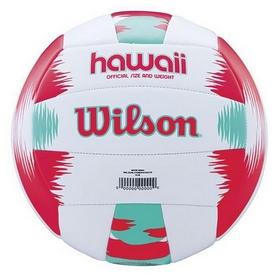 Мяч волейбольный Wilson AVP Hawaii SS18, красный (WTH482696XB)