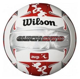 Мяч волейбольный Wilson Avp Quicksand Aloha SS18 № 5, красный (WTH489019XB)