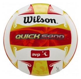 Мяч волейбольный Wilson Avp Quicksand Aloha SS18 № 5, желтый (WTH489097XB)