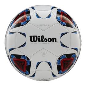 Мяч футбольный Wilson Copia II SB WH/BL SZ4 SS18 №4 (WTE9210XB04)