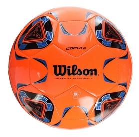Мяч футбольный Wilson Copia II ORG/BLUE SZ5 SS18 №5 (WTE9282XB05)