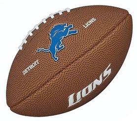 Мяч для американского футбола Wilson NFL Mini Team Logo FB DT SS18 (WTF1533XBDT)